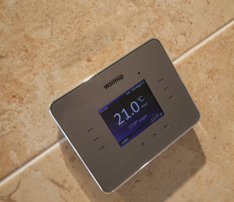 Technology in the bathroom? It's not a thing of the future. It's a thing of now.
