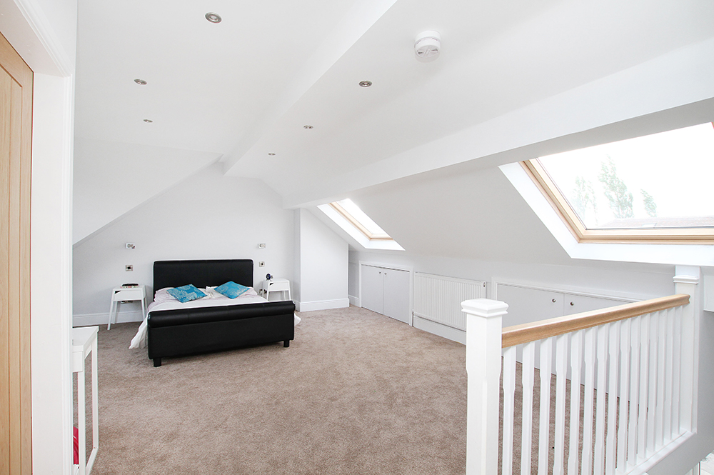 LOFT, CELLAR & GARAGE CONVERSIONS