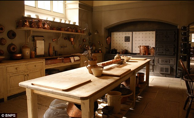 SDP Builders 48 Of The Best TV And Film Kitchens Extraordinary Bakery Kitchen Design Style